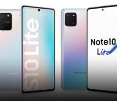 Новые устройства от Samsung для флагманских линеек: Galaxy S10 Lite и Galaxy