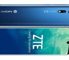 ZTE Axon 10s Pro 5G: первый смартфон на чипе Snapdragon 865
