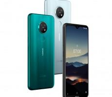 Бюджетный Nokia 7.2 с большим объемом памяти появился в СНГ по той же