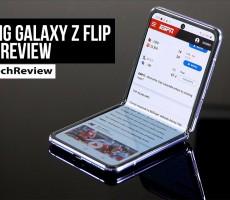 Гнущийся Samsung Galaxy Z Flip в форме «пудреницы»