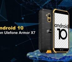 Выпущен Ulefone Armor X7 - бюджетный смартфон со странным функционалом