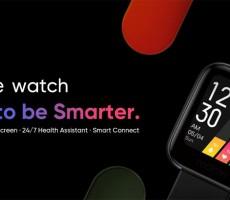Компания Realme готовит к выходу новые умные часы