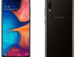 Стали известны официальные параметры и стоимость нового, анонсированного в России Samsung Galaxy A20 - изображение