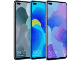 Huawei nova 6: появились официальные снимки всех расцветок - изображение