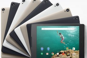 Google Nexus 9 – свеженький планшетный ПК - изображение