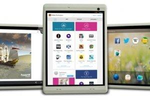 Референсный планшет – бюджетное решение с нестандартной ОС  - изображение