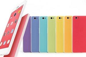 Smartisan U1 – стильный смартфон с ассортиментом панелей  - изображение
