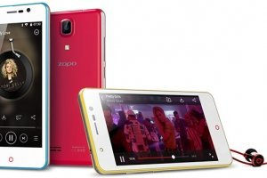 Zopo Color C1 – бюджетный смартфон на современной платформа - изображение