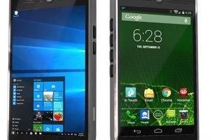 Nitro Duo – экспериментальный смартфон на двух платформах - изображение