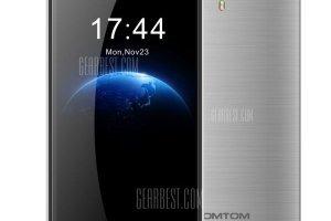 Новый 4G-смартфон HOMOTOM HT3 - изображение