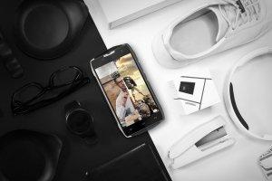 Спортивный - бизнес смартфон DOOGEE T5 с IP67 классом защиты   - изображение