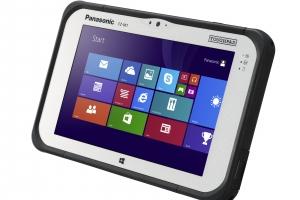 Выпущен защищенный планшет Panasonic Toughpad - изображение