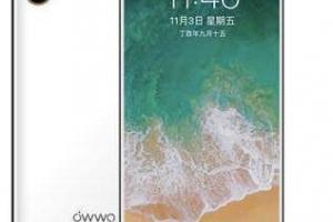 Owwo X - очередной клон iPhone X по цене в $235 - изображение