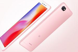 Xiaomi показала модели Xiaomi Redmi 6A и Redmi 6 - изображение