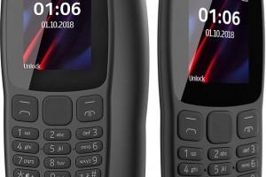 Nokia 106 (2018) – банально, но со «змейкой» - изображение