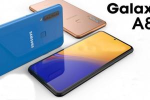 Официально представлен новый Samsung Galaxy A8s - изображение