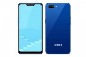Смартфон среднего уровня Realme C1 (2019) снабдят тремя камерами и HD+ дисплеем - изображение