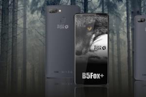 Целая россыпь смартфонов Black Fox от бренда DNS - изображение