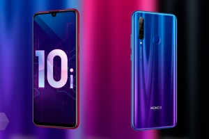 Новинка Honor 10i: аппарат с тройной камерой, Full HD+ дисплеем и процессором Kirin 710 - изображение