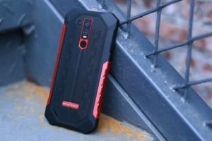 Ulefone Armor 6E: новый защищенный смартфон с датчиком УФ-излучения - изображение