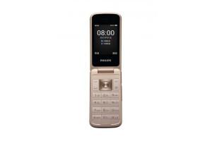 Звонилка-раскладушка Philips Xenium E255 – дорого, но старо - изображение