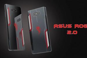 ASUS ROG Phone 2: игровая начинка и экран с частотой обновления до 120Гц - изображение