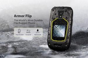 Анонс Ulefone Armor Flip: раскладушка с защитой   - изображение