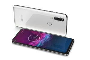 Новинка Motorola One Action – первые подробности и официальный ценник - изображение