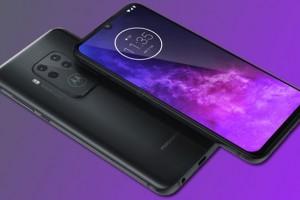 Технические данные и изображения Motorola One Zoom - изображение