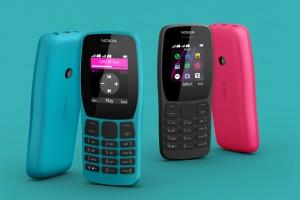 На IFA 2019 представлен телефон Nokia 110 - изображение
