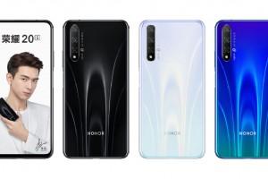 Honor 20S: новый смартфон для рынка СНГ, совсем не типичный для обычных - изображение