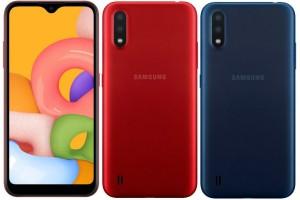 Samsung Galaxy A01 – несбывшееся чудо - изображение