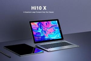 Новый планшет 2-в-1 Hi10 X от компании Chuwi - изображение