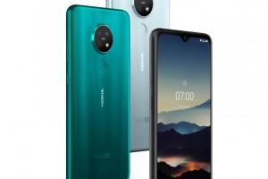 Бюджетный Nokia 7.2 с большим объемом памяти появился в СНГ по той же цене - изображение
