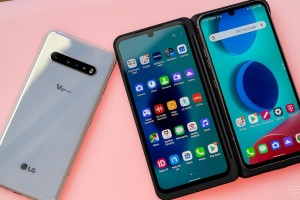 LG V60 ThinQ 5G: очередной флагманский смартфон с поддержкой 5G - изображение