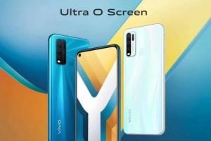 Новинка Vivo Y30 - ценник в 200 $ и экран с отверстием - изображение