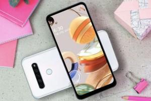 LG выпустила новенький аппарат LG Q61 - изображение