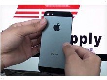 He became known for the design of the new iPhone 5 (photo + video) - изображение