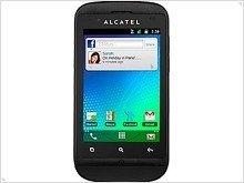 Alcatel One Touch 922 – бюджетный смартфон с NFC чипом - изображение