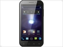 teXet TM-5277 - smartphone with a large screen HD IPS - изображение