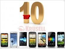Top 10 smartphones for November 2012 - изображение