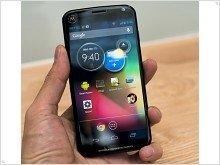 Photo smartphone Motorola XT912A - изображение