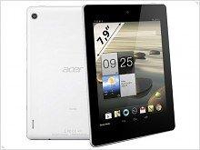 The tablet Acer Iconia Tab A1-810 quad-core processor - изображение