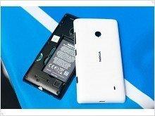 The first video Nokia Lumia 521 - изображение