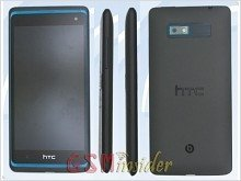 Smartphone HTC M4 appeared in pictures - изображение