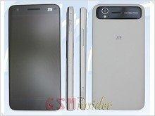 ZTE N988 Smartphone with 5.7 inch screen - изображение