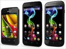 Archos introduced three budget smartphone - изображение