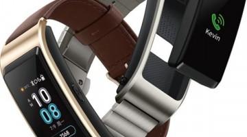 Браслет гарнитура TalkBand B5: официальная спецификация устройства - изображение
