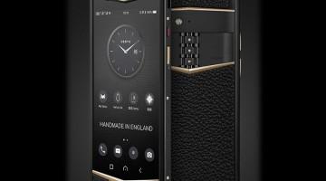 Фешенебельное возвращение Vertu: в Китае анонсирован смартфон Aster P - изображение