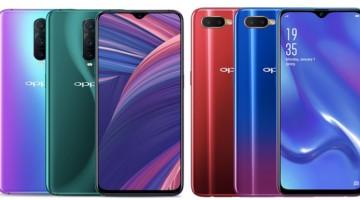 Озвучены российские цены на новые смартфоны OPPO R-серии - изображение